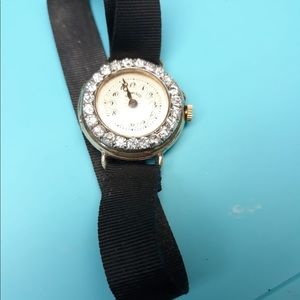 Tiffany cocktail watch